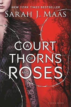 Bog hardback A Court of Thorns and Roses af Sarah J. Maas