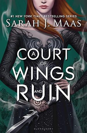 Bog, hardback A Court of Thorns and Roses 3 af Sarah J Maas