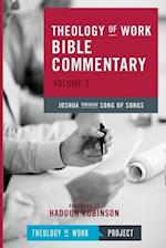 Theology of Work Bible Commentary (Theology of Work Bible Commentaries, nr. 2)
