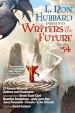Writers of the Future (L RON HUBBARD PRESENTS WRITERS OF THE FUTURE, nr. 34)