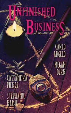 Bog, paperback Unfinished Business af Carlo Angelo, Stephanie Rabig, Cassandra Pierce