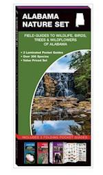 Alabama Nature Set (Pocket Naturalist Guides)