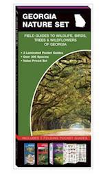 Georgia Nature Set (Pocket Naturalist guide)