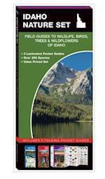 Idaho Nature Set (Pocket Naturalist guide)