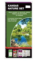 Kansas Nature Set (Pocket Naturalist guide)