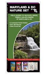 Maryland & DC Nature Set (Pocket Naturalist guide)