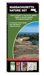 Massachusetts Nature Set (Pocket Naturalist guide)