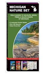 Michigan Nature Set (Pocket Naturalist guide)