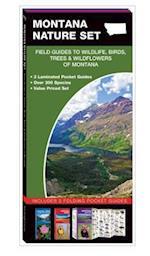 Montana Nature Set (Pocket Naturalist guide)