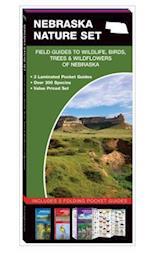 Nebraska Nature Set (Pocket Naturalist guide)