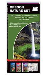 Oregon Nature Set (Pocket Naturalist guide)