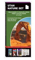 Utah Nature Set (Pocket Naturalist guide)