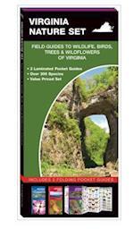 Virginia Nature Set (Pocket Naturalist guide)
