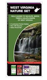 West Virginia Nature Set (Pocket Naturalist Guides)