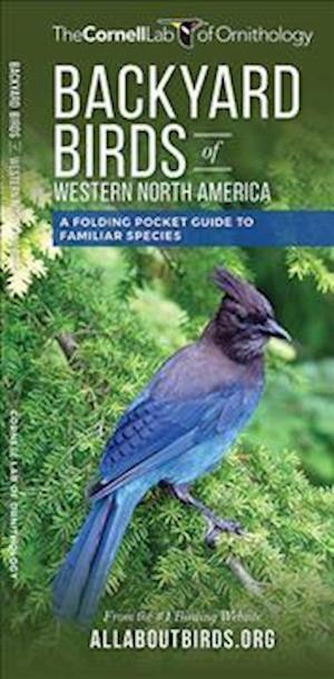 Bog, foldere Backyard Birds of Western North America af The Cornell Lab of Ornithology