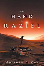 Hand of Raziel (Daughter of Mars, nr. 1)