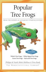 Popular Tree Frogs (The Herpetocultural Library)