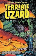Terrible Lizard af Ryan Hill