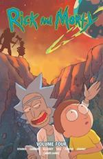 Rick and Morty 4 af Kyle Starks