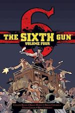 The Sixth Gun Hardcover Volume Four af Cullen Bunn