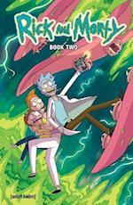Rick and Morty Hardcover Book 2 af Tom Fowler, Pamela Ribon, Kyle Starks