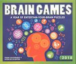 Brain Games 2018 Calendar