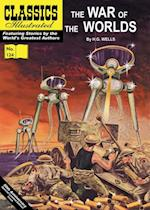 War of the Worlds (with panel zoom)    - Classics Illustrated (Classics Illustrated)
