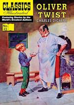 Oliver Twist (with panel zoom)    - Classics Illustrated (Classics Illustrated)