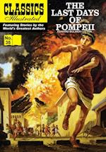 Last Days of Pompeii (with panel zoom)    - Classics Illustrated af Edward Bulwer Lytton