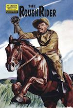 Roughrider (with panel zoom)    - Classics Illustrated Special Issue