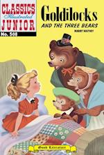 Goldilocks and the Three Bears (with panel zoom)    - Classics Illustrated Junior af Robert Southey
