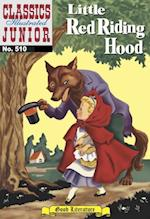 Little Red Riding Hood (with panel zoom)    - Classics Illustrated Junior