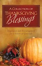 Collection of Thanksgiving Blessings af Compiled by Barbour Staff