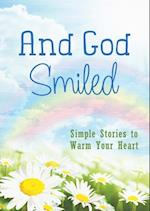 And God Smiled af Compiled by Barbour Staff