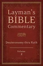 Layman's Bible Commentary, Volume 2 (Layman's Bible Commentary, nr. 2)