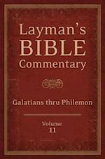 Layman's Bible Commentary, Volume 11 (Layman's Bible Commentary, nr. 11)