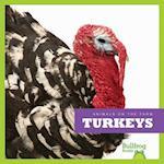 Turkeys af Wendy Strobel Dieker
