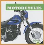 Motorcycles af Allan Morey