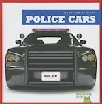 Police Cars af Allan Morey