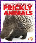 Prickly Animals (Back Off Animal Defenses)