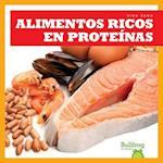 Alimentos Ricos En Proteinas = Protein Foods (Vida Sana / Healthy Living)