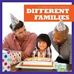 Different Families (Celebrating Differences)