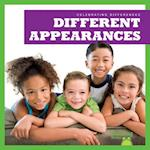 Different Appearances