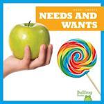 Needs and Wants (Money Smarts)