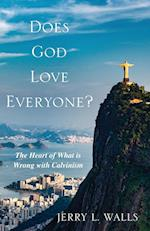 Does God Love Everyone? af Jerry L. Walls