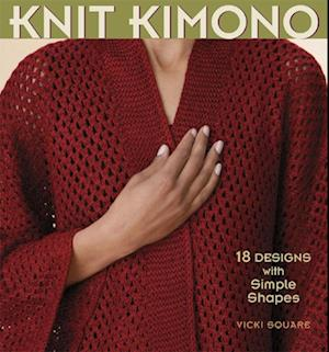 Knit Kimono af Vicki Square