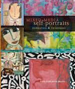 Mixed-Media Self Portraits af Cate Coulacos Prato