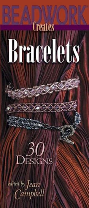 Beadwork Creates Bracelets af Jean Campbell