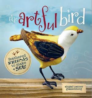 Artful Bird af Abigail Patner Glassenberg