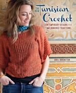 New Tunisian Crochet af Dora Ohrenstein